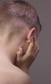 Imagen de la infección de oído