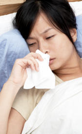 sore throat caused by nexium